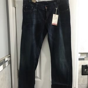Levi's 504 Tilted Straight Jeans